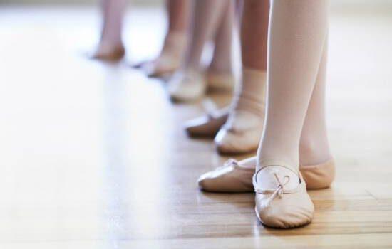 tutto ciò che serve a una ballerina di danza classica